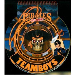 Teamboys Colour - Pirates