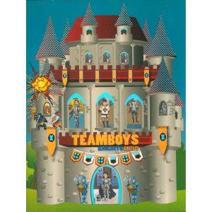 Teamboys Knights castles
