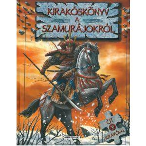 Kirakóskönyv a Szamurájokról