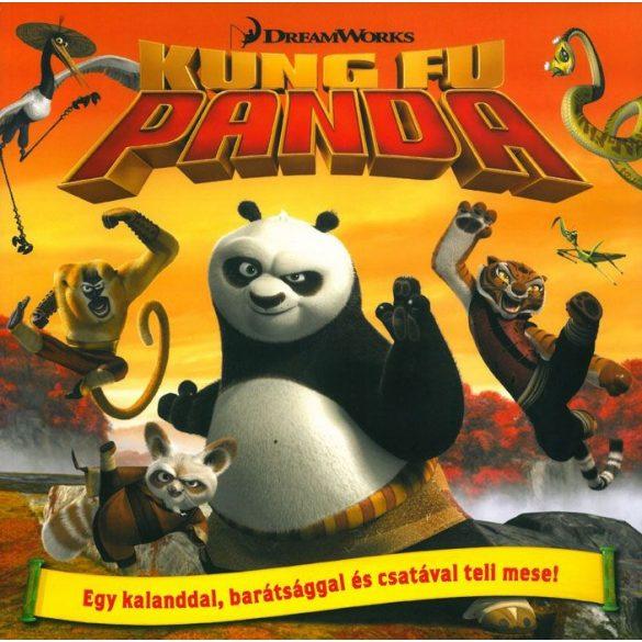 Kung Fu Panda mesekönyv