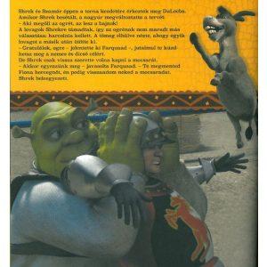 Shrek mesekönyv