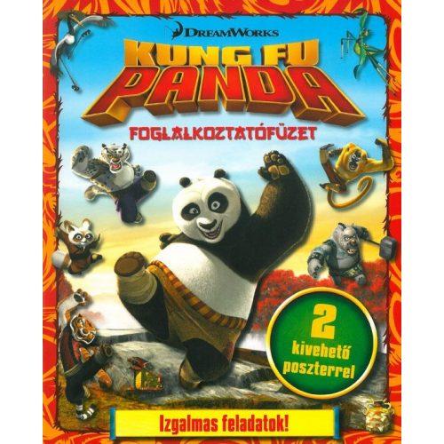 Kung Fu Panda foglalkoztatófüzet