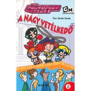 A nagy vetélkedő-The Powerpuff Girls