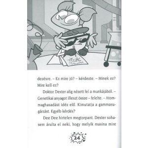 A zseni és a szörnyeteg - Dexter's laboratory