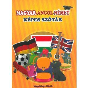 Magyar-Angol-Német képes szótár