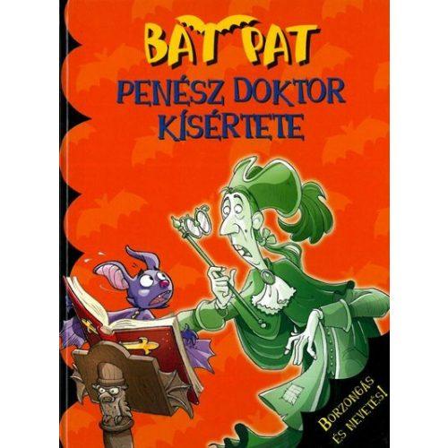 Bat Pat: Penész doktor kísértete