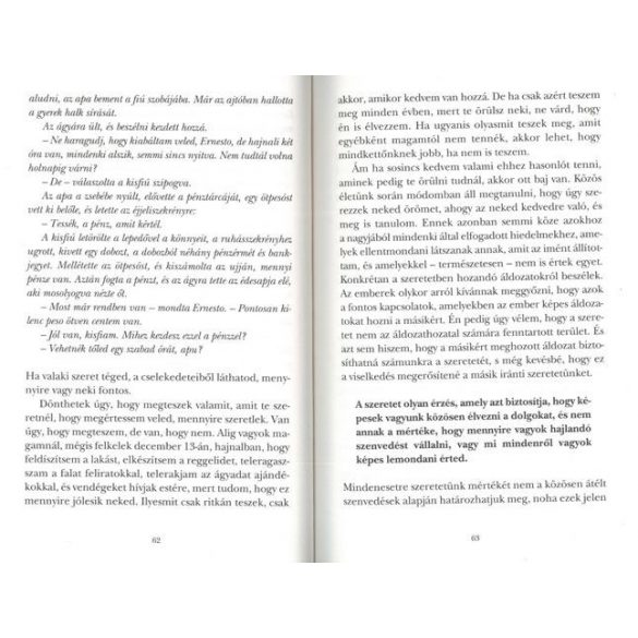 A találkozás útja- A párkapcsolat tankönyve