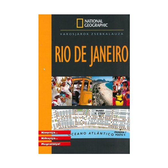 Rio De Janeiro - városjárók zsebkalauza