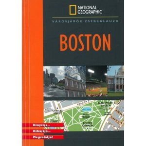 Boston - városjárók zsebkalauza