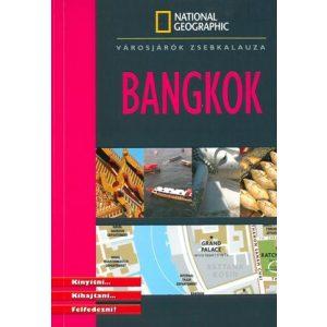 Bangkok - városjárók zsebkalauza
