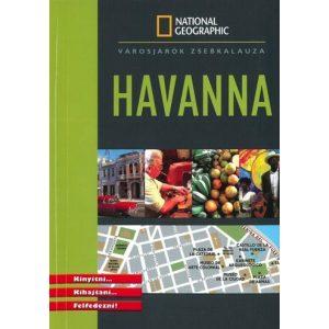 Havanna - városjárók zsebkalauza