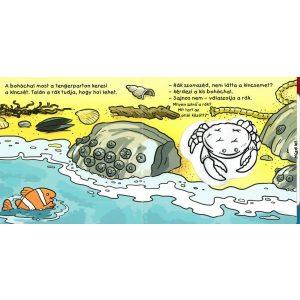 A tenger - kihúzható varázsképekkel