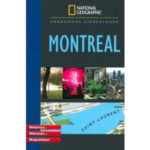 Montreal - városjárók zsebkalauza