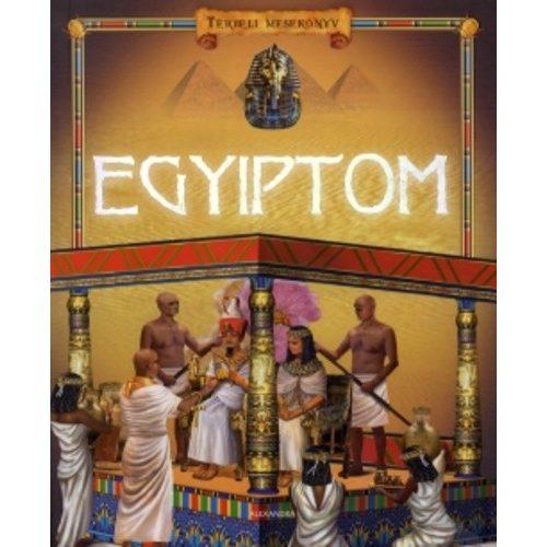 Egyiptom-Térbeli mesekönyv