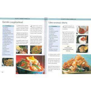 Gyors és könnyű ételek-ellenállhatatlan finomságok lépésről lépésre - KIEMELT AJÁNLAT!