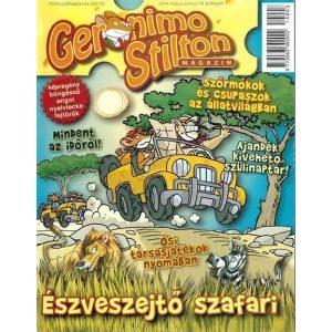 GS 2014. Észveszejtő szafari (5-6) 3.sz