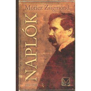 Móricz Zsigmond: Naplók 1924-1925