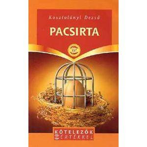 Kosztolányi Dezső: Pacsirta