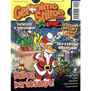 GS 2012. Boldog karácsonyt! (12.9.sz.)