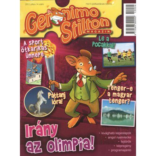 GS 2012. Irány az Olimpia! (07.4.sz)