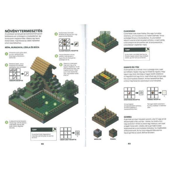 Minecraft: Útmutató a felfedezéshez