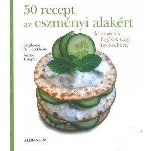 50 recept az eszményi alakért