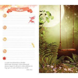 Tündérek kertje - Notesz
