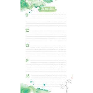 Alkonyi kert - Notesz