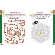 Útvesztők könyve - Letörölhető és újrarajzolható