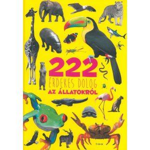 222 érdekes dolog az állatokról