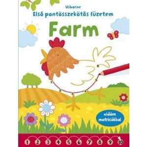 Farm - Első pontösszekötős füzetem