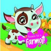 Fedezd fel a farmot! Szövegkönyv recsegős oldallal és csipogóval