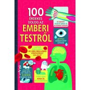 100 érdekes dolog az emberi testről
