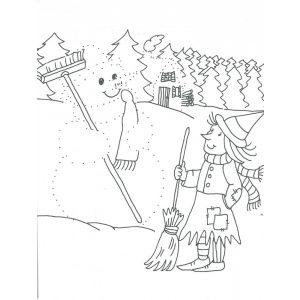 Bűbájos kalandok - kifestő - és barkácskönyv