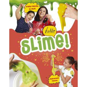 Slime könyv   Erdélyi Mónikával és Mollival