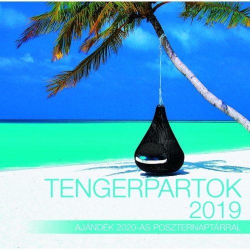 2019 naptár: Tengerpartok