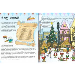 Karácsonyi mesetár - 14 téli történet