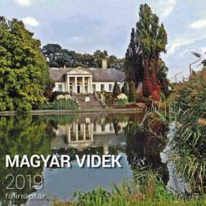 2019 naptár: Magyar vidék