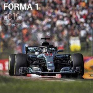 2019 naptár: Forma 1