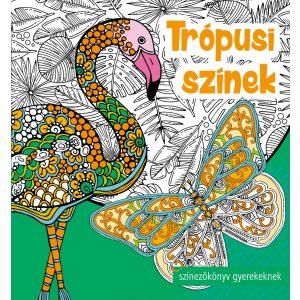 Trópusi színek