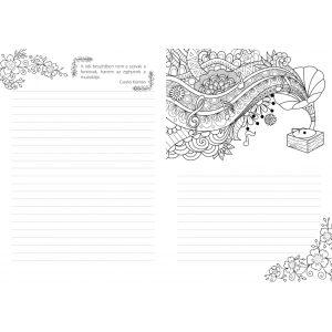 Örömteli pillanatok - Inspirációs könyv jegyzeteléshez