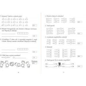 Matematika elsősöknek
