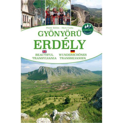 Gyönyörű Erdély - 3 nyelvű album