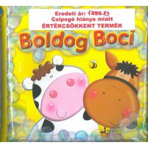 Fürdőskönyv - Boldog Boci