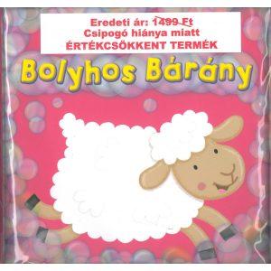 Fürdőskönyv - Bolyhos Bárány