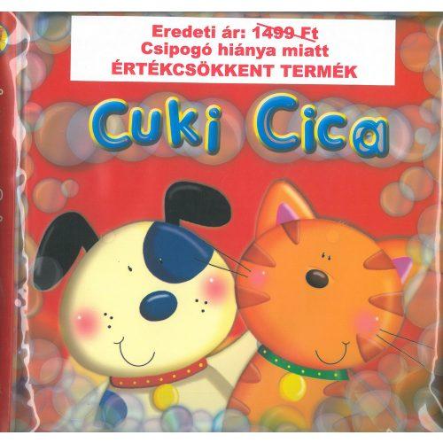 Fürdőskönyv - Cuki Cica