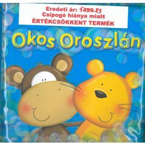 Fürdőskönyv - Okos Oroszlán