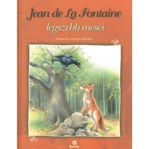Jean de La Fontaine legszebb meséi