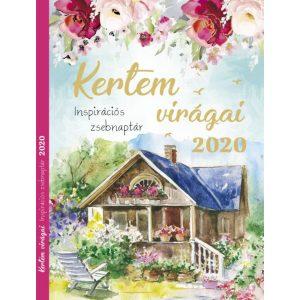 2020 Kertem virágai - Inspirációs zsebnaptár