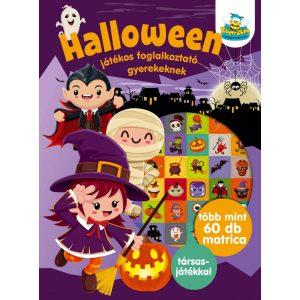 Halloween- Játékos foglalkoztató gyerekeknek